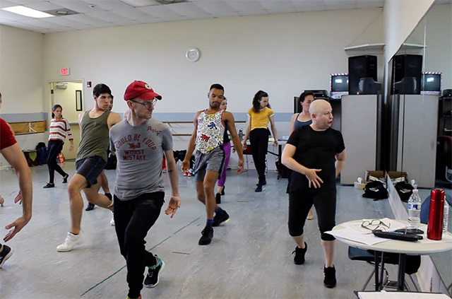 Bucks County choreographer battles breast cancer while working on 'A Chorus Line'