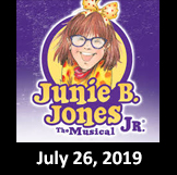 Junie B. Jones Jr July 26, 2019